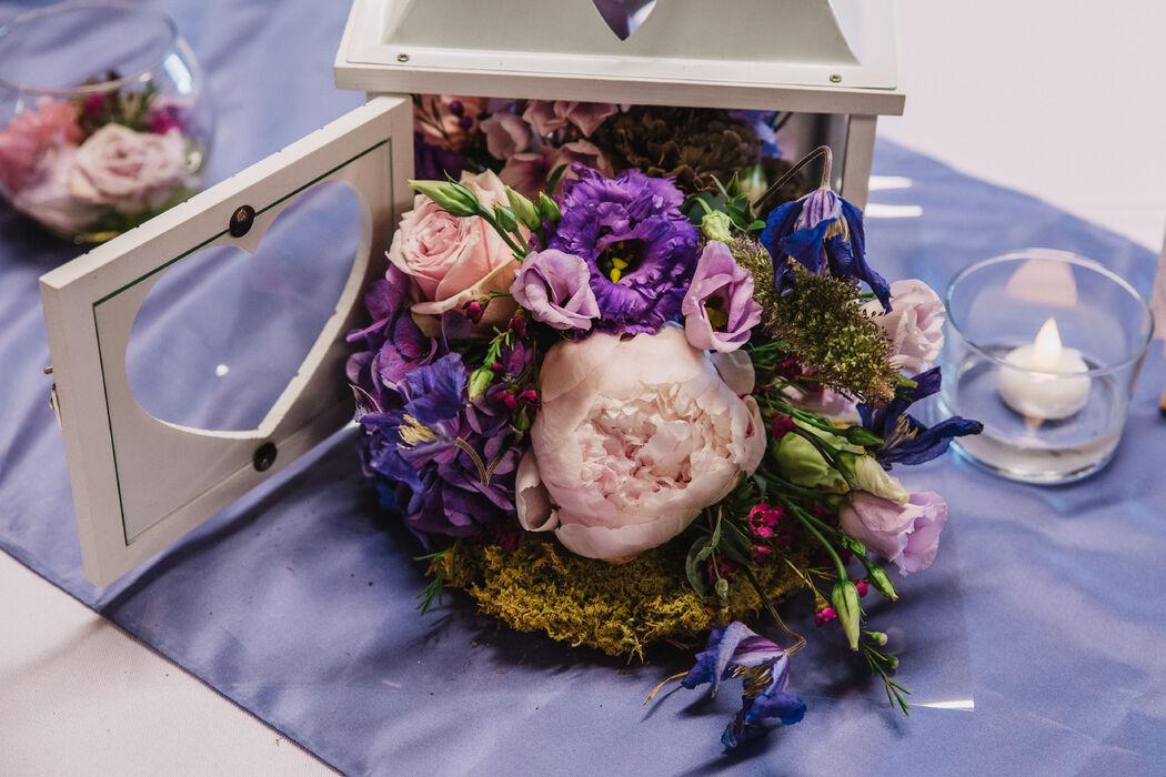 Effleurs l'atelier floral