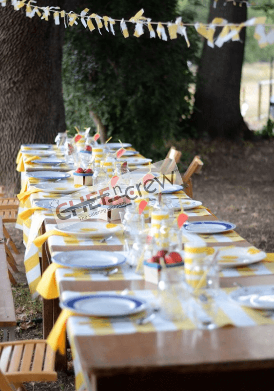 Chef N Crew - The Catering company