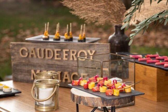 Gaudefroy Réceptions