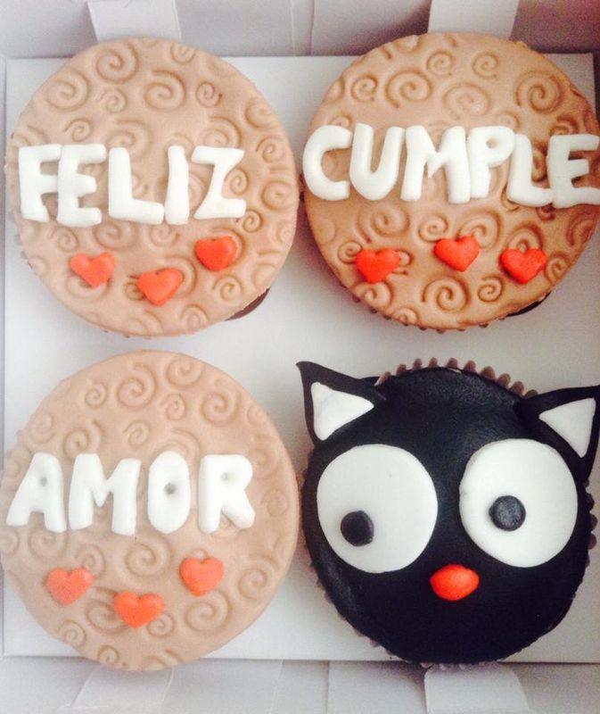 Choco-Late Cupcakes