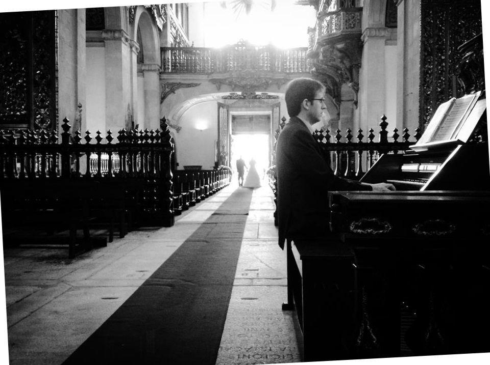 Mosteiro de Tibães - Braga. WWW.CERIMONIAS.NET - Canto Lírico, Violino e Órgão . Casamentos e Eventos