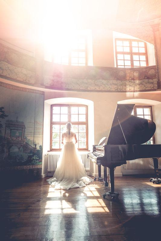Hochzeit auf Schloß Lautrach