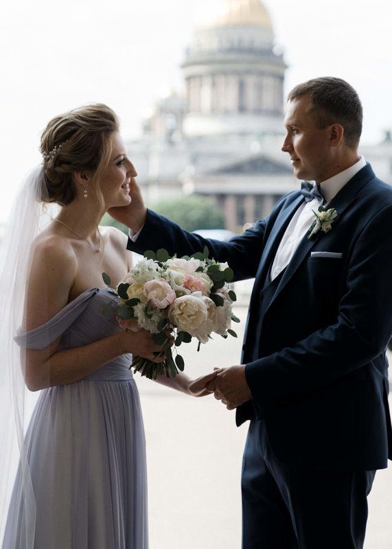 Свадебный фотограф Александра Бухарева