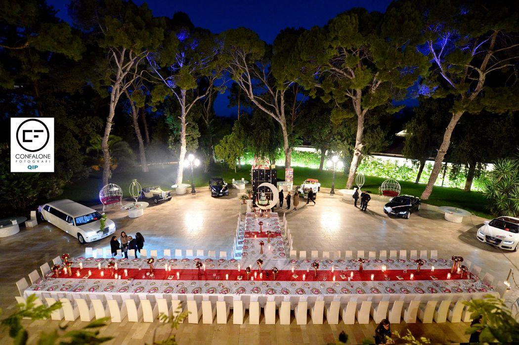 """Villa Ciardi """"già Conti Curtopassi"""" XVIII sec."""