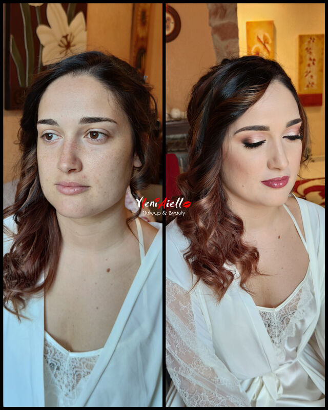 Ylenia Aiello Make Up and Beauty
