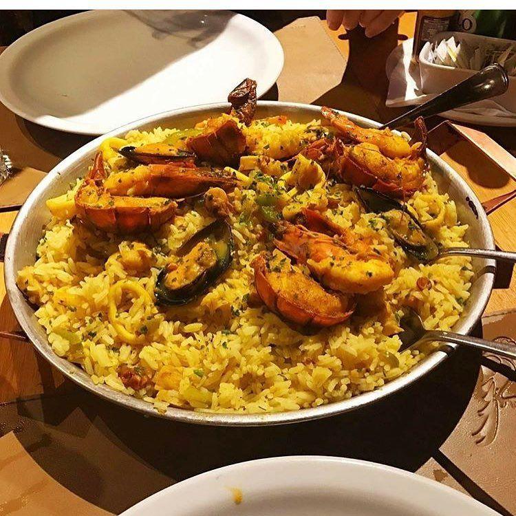 Restaurante Coco Bambu Recife