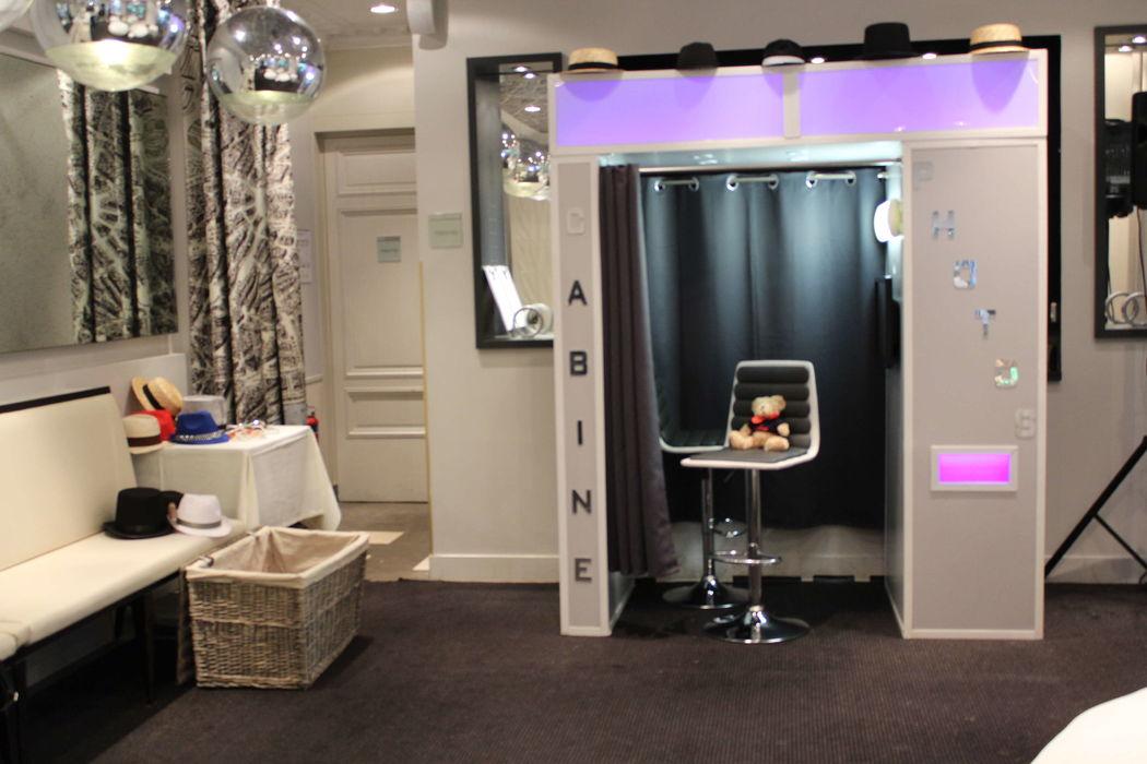 Piwix Photobooth