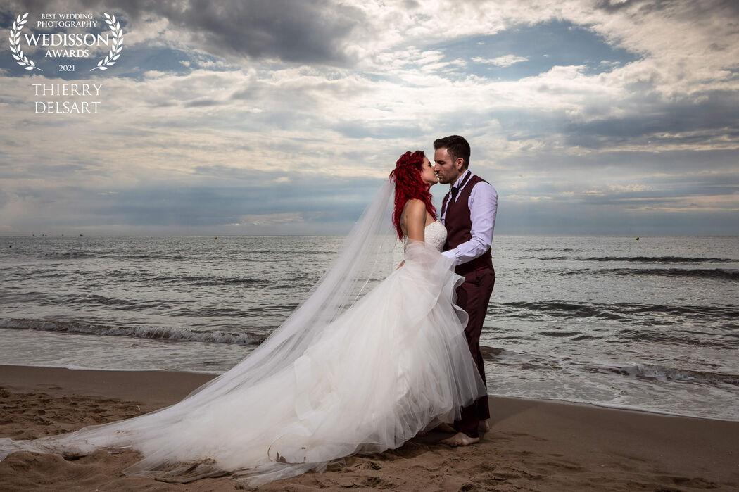 Mirall de Llum fotografia de boda