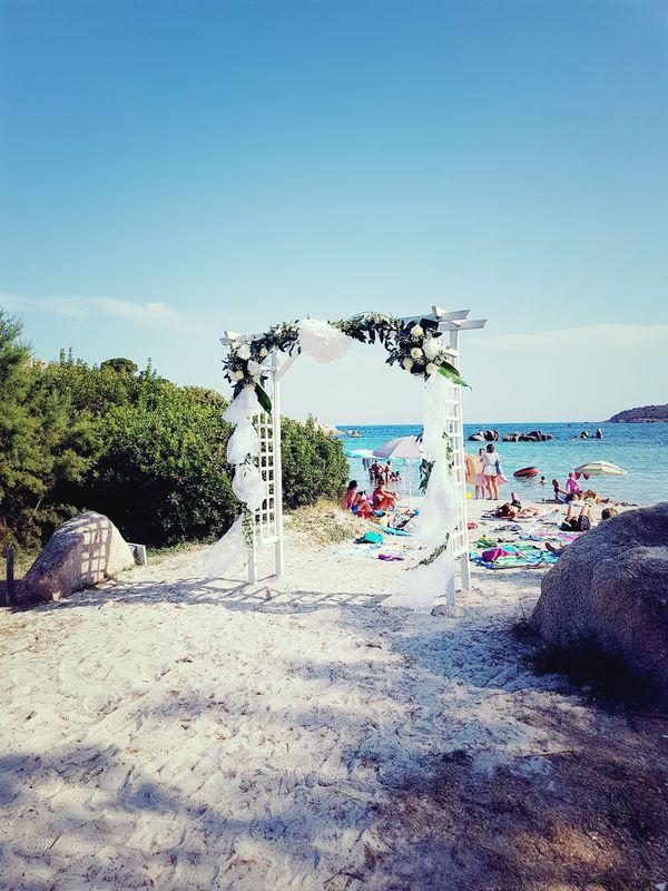 Arche plage