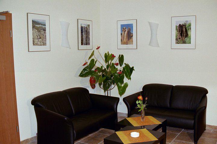 Beispiel: Lobby, Foto: AKZENT Landhaus Schellhorn.