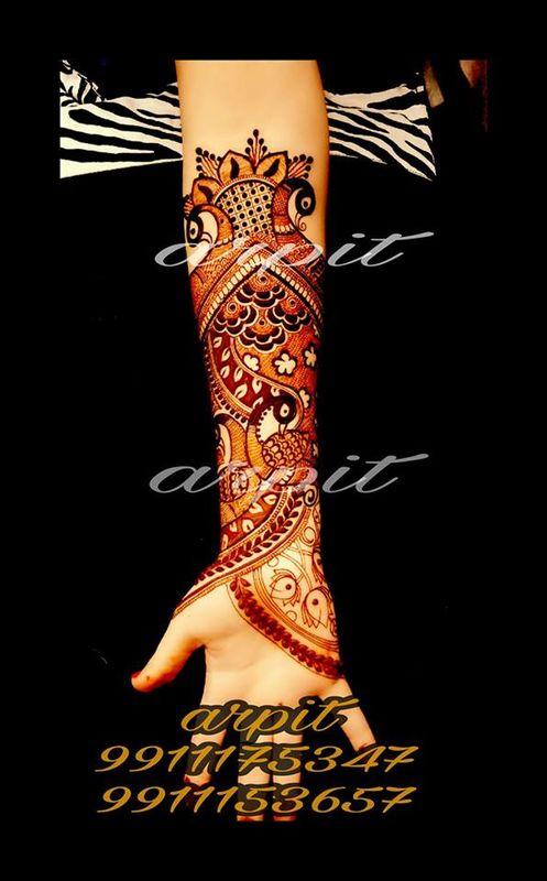 Arpit Mehndi Artist