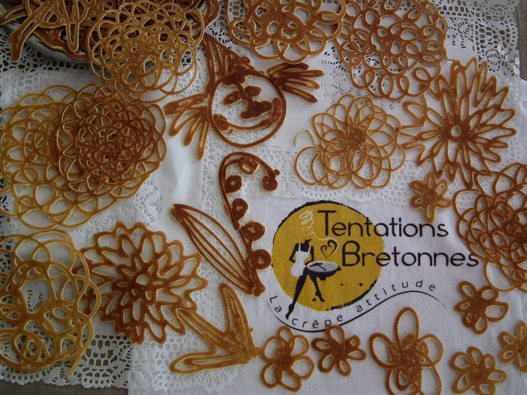 Tentations Bretonnes - La crêpe attitude