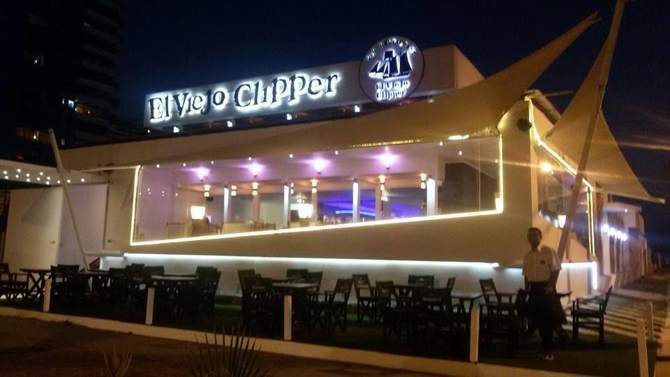El viejo clipper