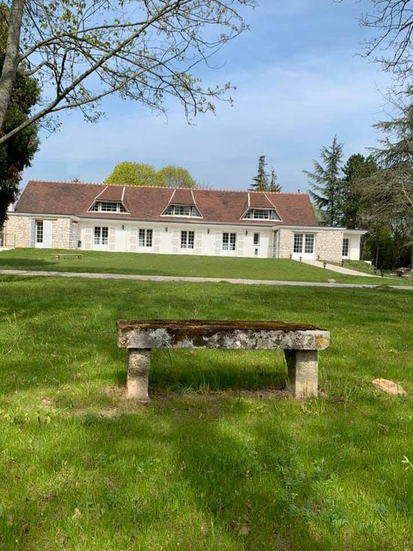 La Villa des bords de Seine
