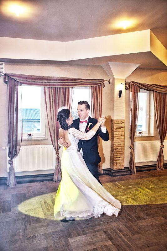 Monika i Daniel - pierwszy taniec