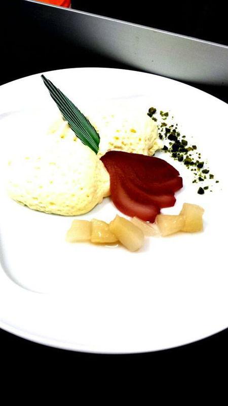 Beispiel: Menü, Foto: Hotel Terrassenhof.