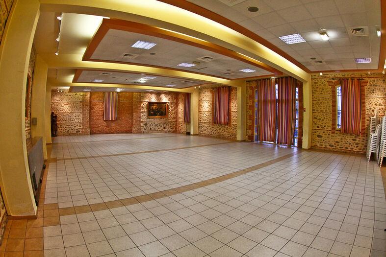 Salle Martin Vivès