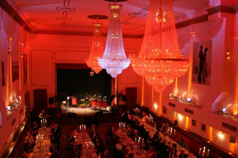 Beispiel: Catering und Partyservice, Foto: Das exklusive Buffet.