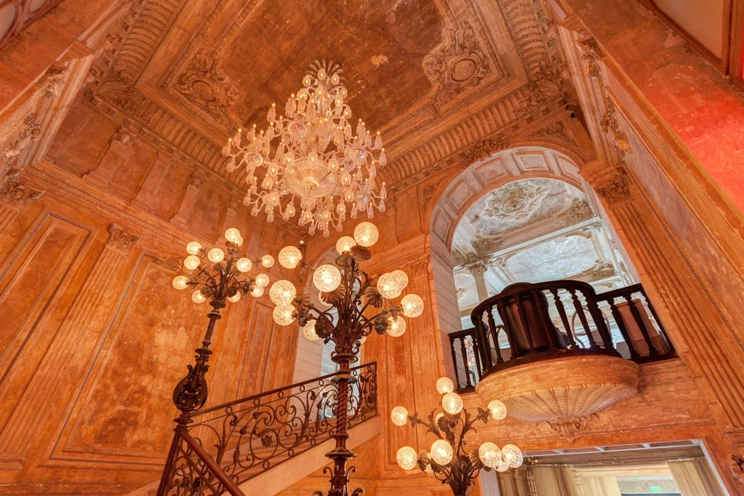 Ресторан Cristal Room Baccarat