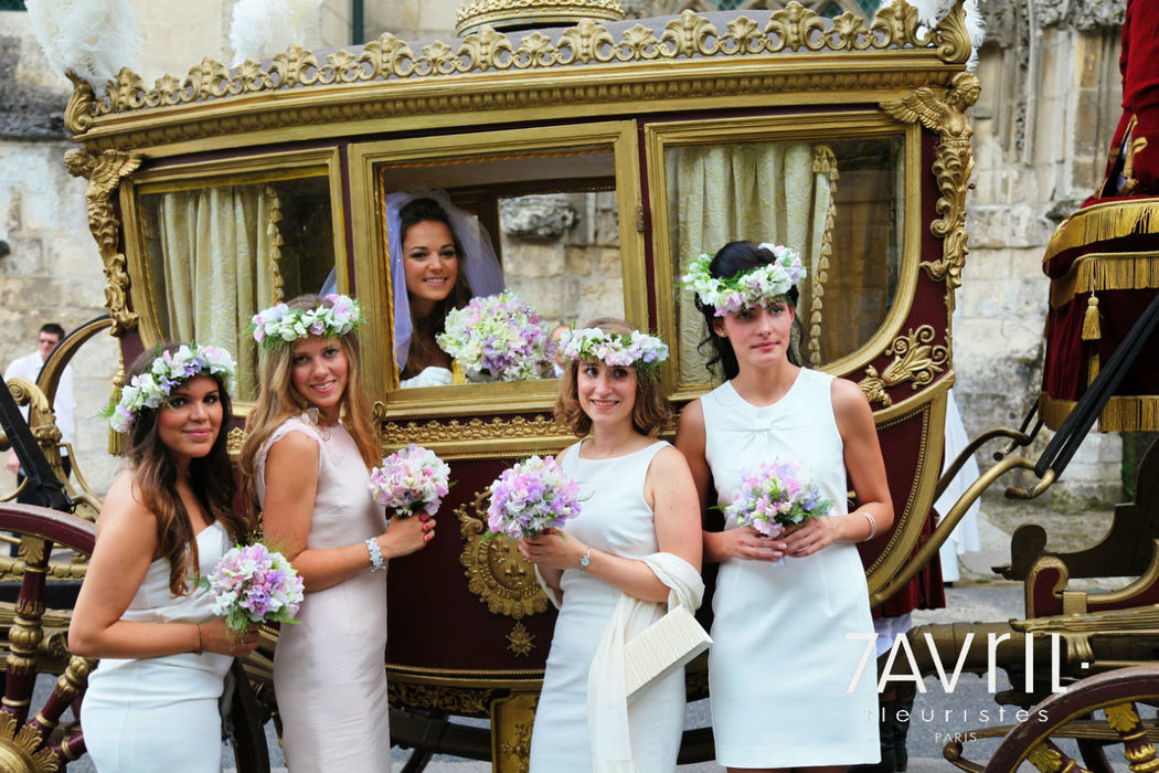 7 Avril - fleuristes Paris
