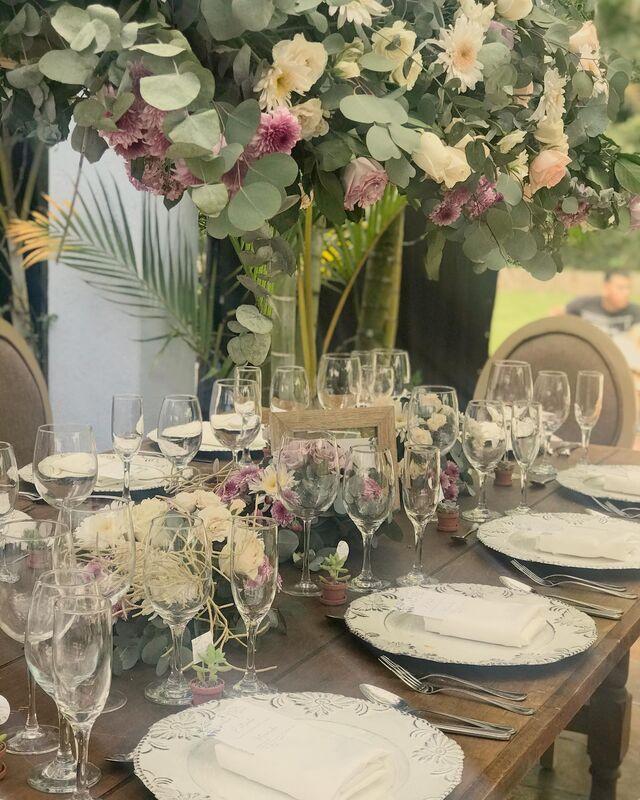Banquetes Finca de Segura