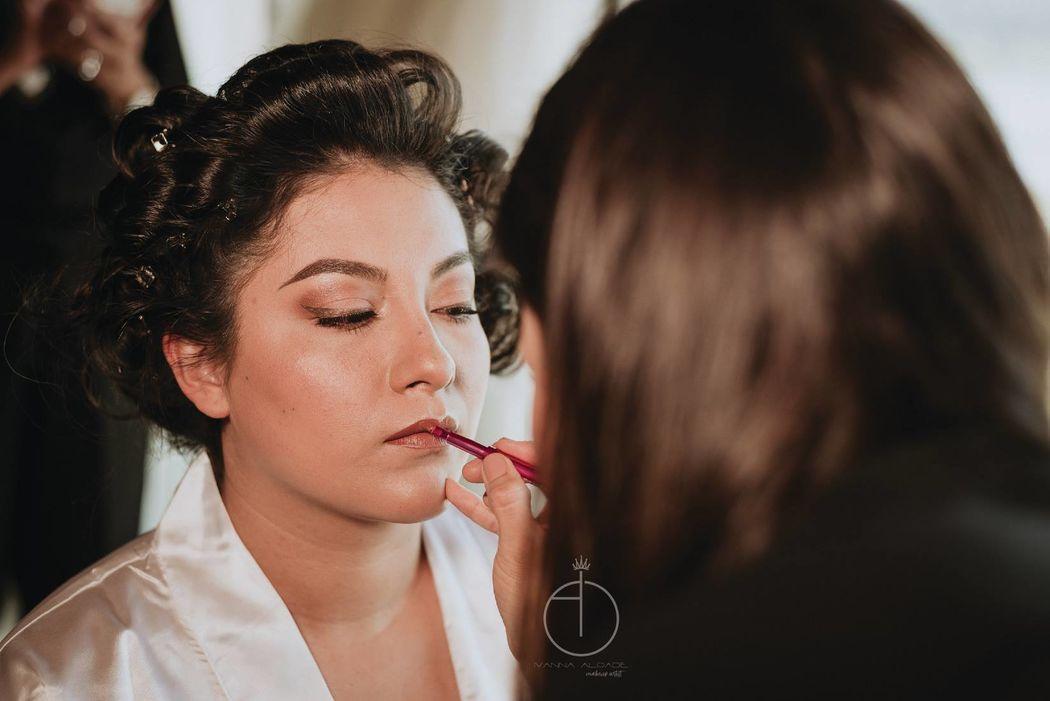 Ivanna AlcaDe MakeUp Artist