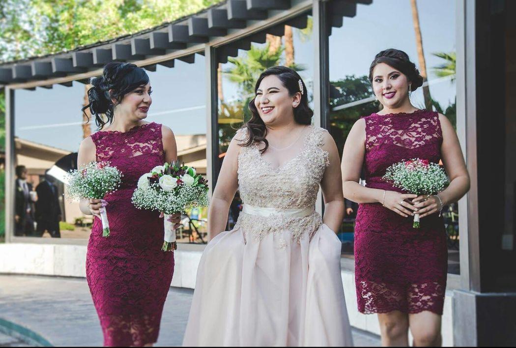 Vestidos de novia en Baja California
