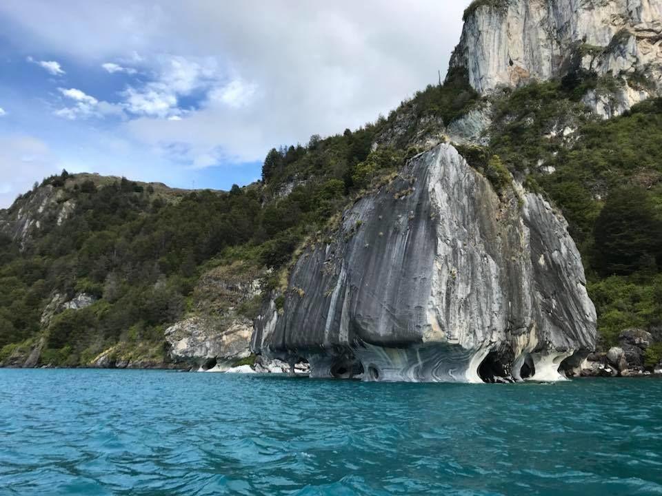 Patagonia mármol tour