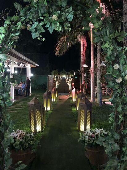 Jardim das Orquídeas