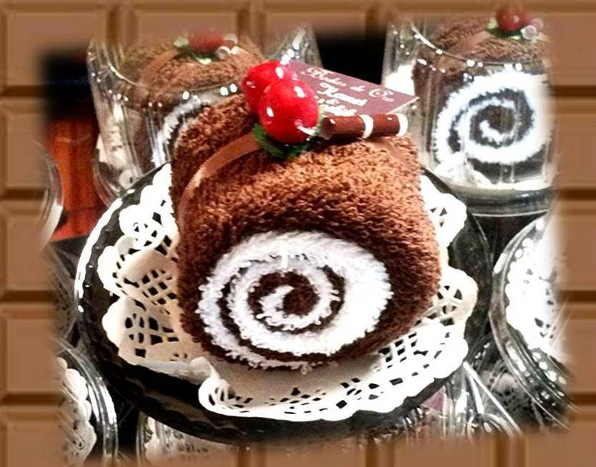 Sweet Cake Perú-pionono de toallas  Recuerdos
