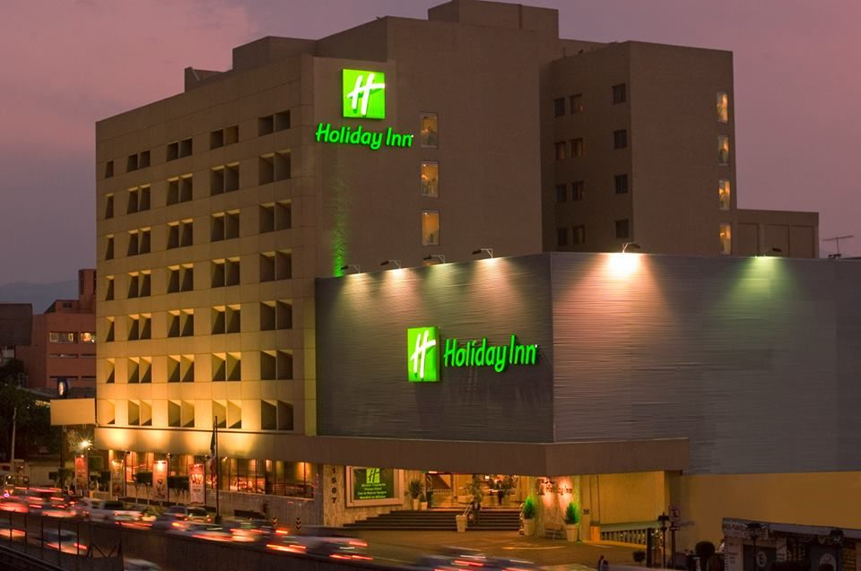 Hotel Holiday Inn México - Coyoacán