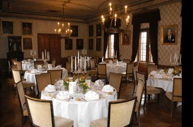 Beispiel: Ahnengalerie, Foto: Schloss Weitenburg.
