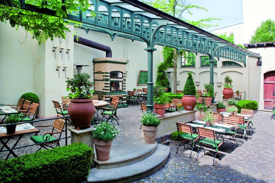 Beispiel: Biergarten, Foto: Hotel Zumnorde.