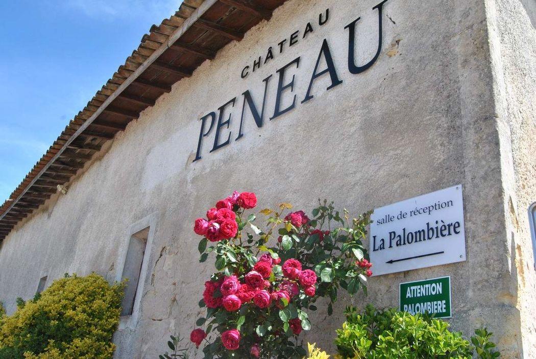La Palombière du Château Peneau