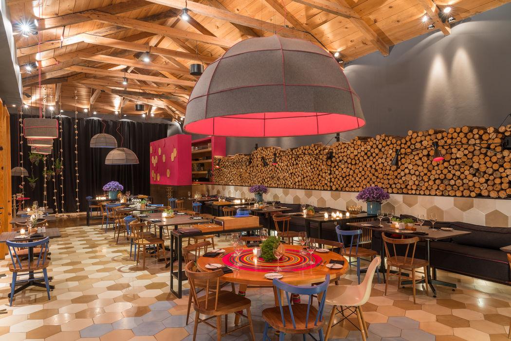 Restaurante LUM y área de eventos