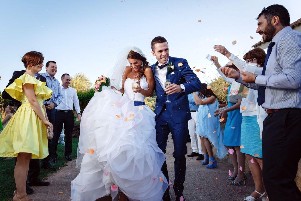 Свадебное агентство MarryMe Agency. Свадьба в Мадриде