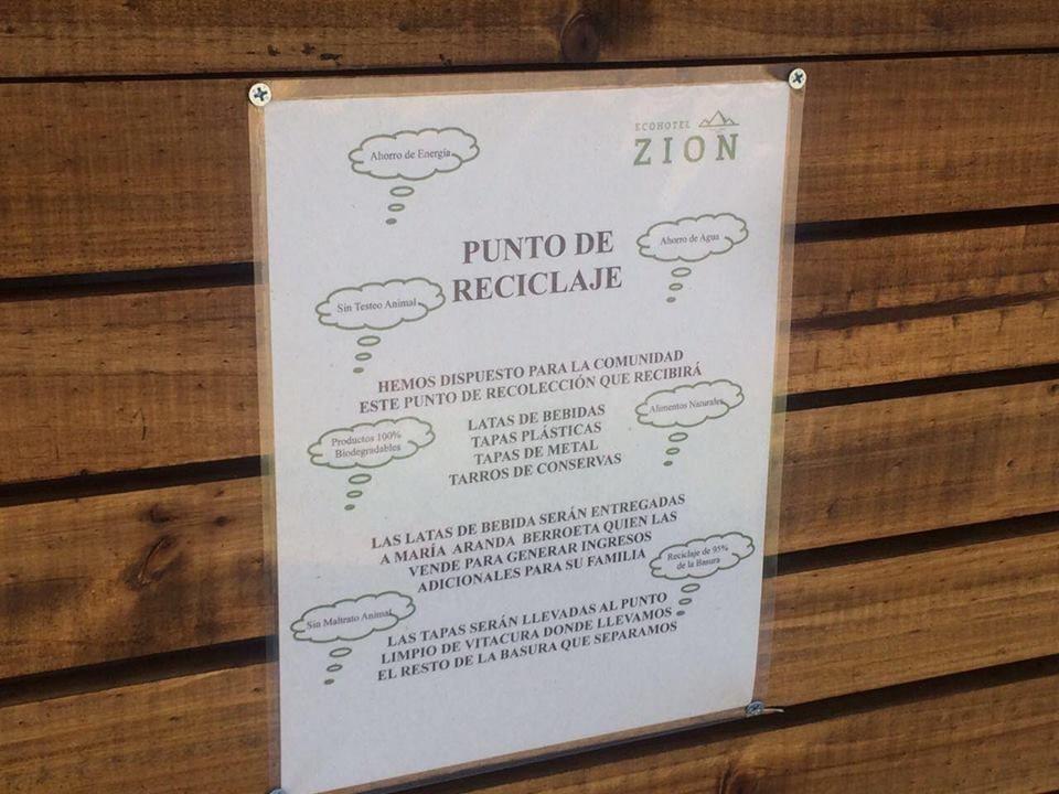 Eco Hotel Zion