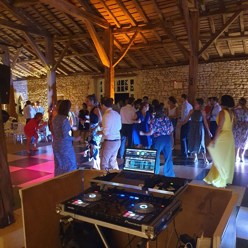 DJ Malkovitch Team : DJ & Musique live