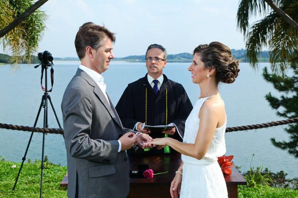 Robson Borges Coaching, Celebrante de Casamentos, Juiz de Paz