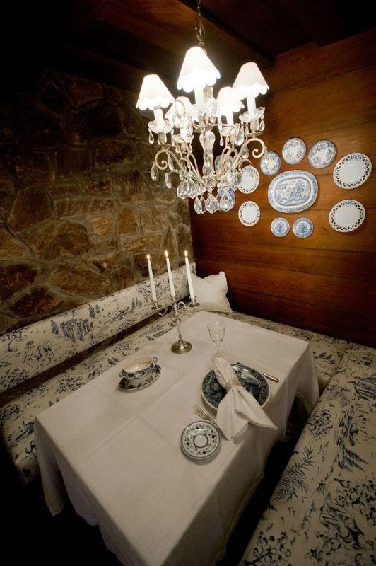Foto: Im Restaurant von