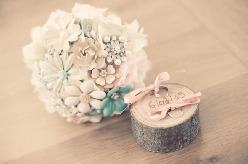 MY Bouquet Broches