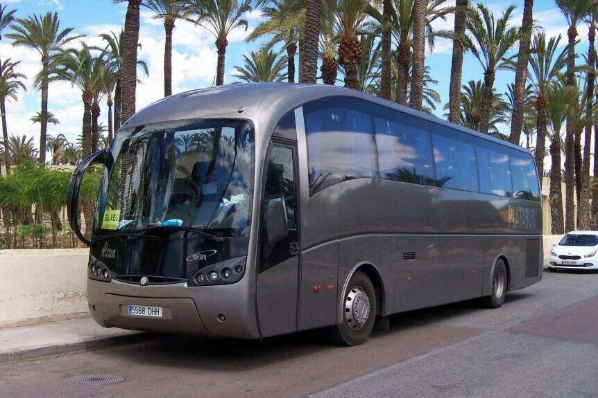 Autocares Platabus