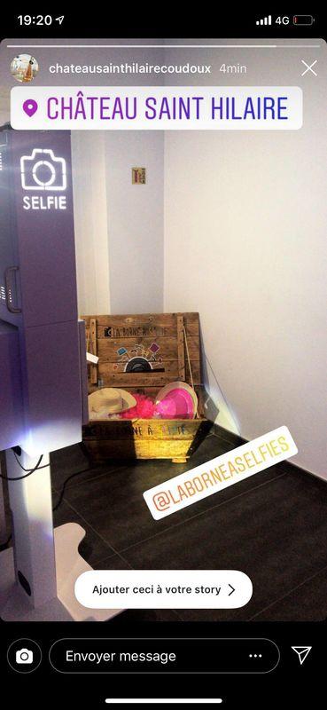 La Borne à Selfies - Photobooth