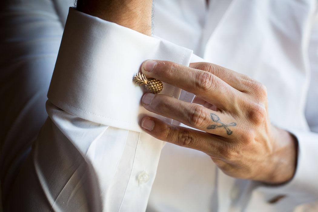 Quando è lo Sposo a dettare lo stile del matrimonio...Francesco ha chiesto che avesse una anima hipster come lui...