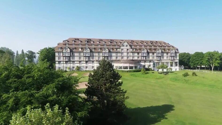 Hôtel du Golf Barrière****