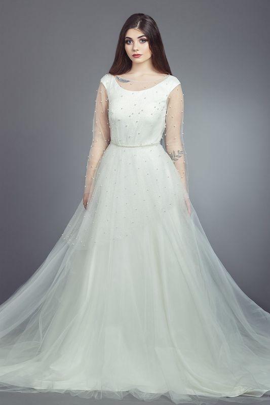 Дизайнерские свадебные платья YAROTSKAYA WEDDING