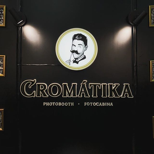 Cromátika - Fotocabina - Bogotá