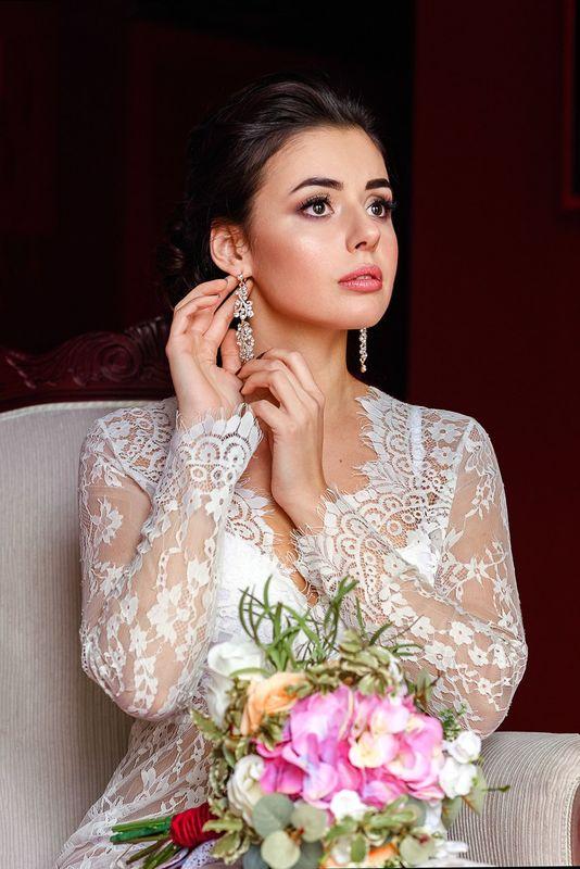 Свадебный стилист Вероника Харламова