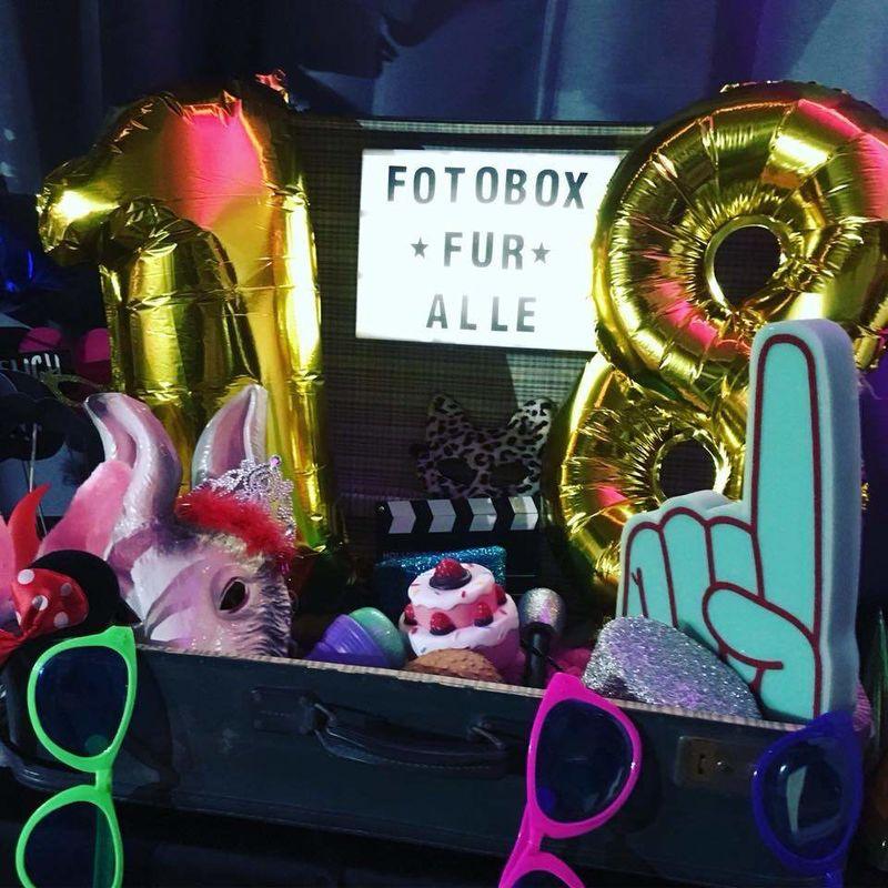 Fotobox für Alle