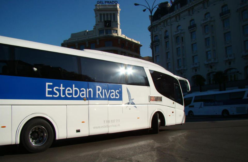 Autocares Esteban Rivas